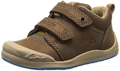 Start Rite Supersoft Beetlebug, Chaussures Bébé marche bébé garçon, Marron (Brown), 21 EU