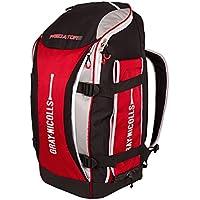 Gray-Nicolls Men's Predator3 100 Duffle Bag, Black/Red/Grey, One Size