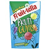 Fruittella Sugar Free Fruit Gums Pouch 90 g (Pack of 12)