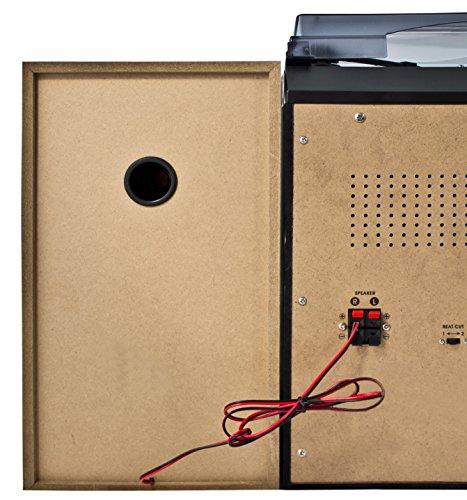 kompaktanlage mit plattenspieler test vergleich 2018. Black Bedroom Furniture Sets. Home Design Ideas