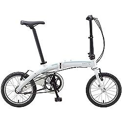Dahon Curve i3para bicicleta, color blanco, tamaño unitario