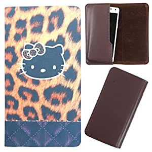 DooDa - For XOLO One PU Leather Designer Fashionable Fancy Case Cover Pouch With Smooth Inner Velvet