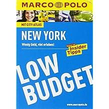 MARCO POLO Reiseführer Low Budget New York (MARCO POLO LowBudget)