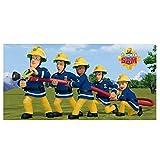 Unbekannt Feuerwehrmann Sam Duschtu...