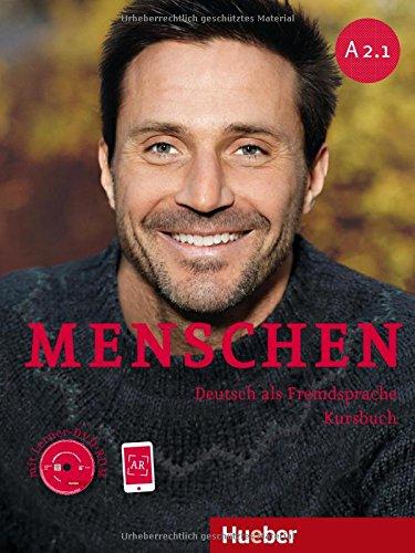 Menschen. A2.1. Kursbuch. Per le Scuole superiori. Con DVD-ROM. Con espansione online: 3