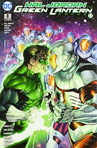 Hal Jordan und das Green Lantern Corps: Bd. 8: Finale Gerechtigkeit (Hal Lantern Jordan Green)