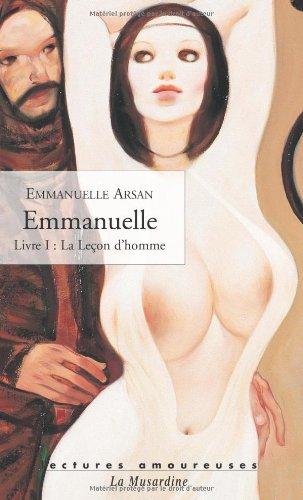 Emmanuelle, tome 1 : La leon d'homme