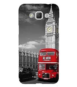 Fuson Designer Phone Back Case Cover Samsung Galaxy Grand Max G720 ( A Visit To London )