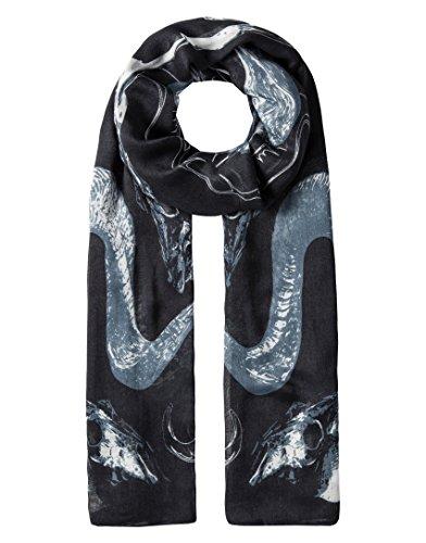 Vincenzo Boretti Damen Schal Tuch modisch - abstrakt gemustert
