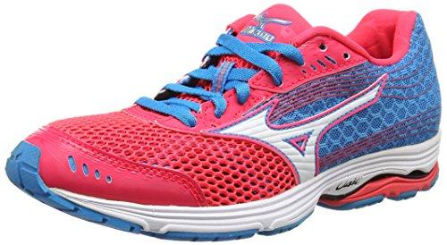 Mizuno Wave Sayonara 3, Zapatillas de Entrenamiento Mujer, Multicolor