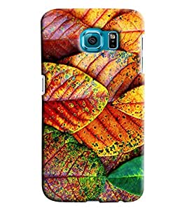 Blue Throat Yeprinted Designer Back Cover/ Case For Samsung Galaxy S6