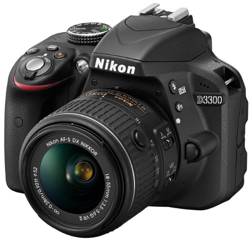 Nikon D3300 SLR-Digitalkamera Kit_2