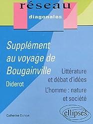 Supplément au voyage de Bougainville, Diderot / Littérature et débat d'idées - L'homme: nature et société
