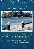 Wo ist Bethlehem?: ...und andere Geschichten zur Weihnachtszeit - Helga-Maria Junghans