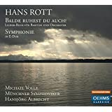 Balde Ruhest Du Auch [Hansjorg Albrecht, Michael Volle, Munich Symphony Orchestra ] [Oehms: OC1803]