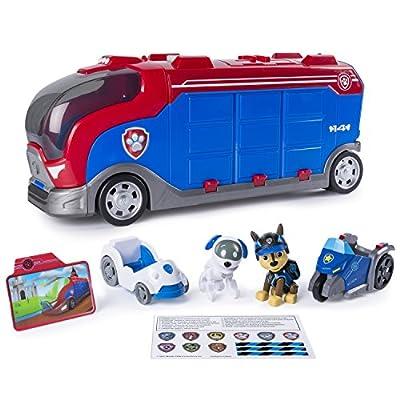 Paw Patrol Mission Cruiser vehículo de juguete - Vehículos de juguete (Multicolor, Camión, 3 año(s), China, 3,68 kg, Batería) por Spin Master
