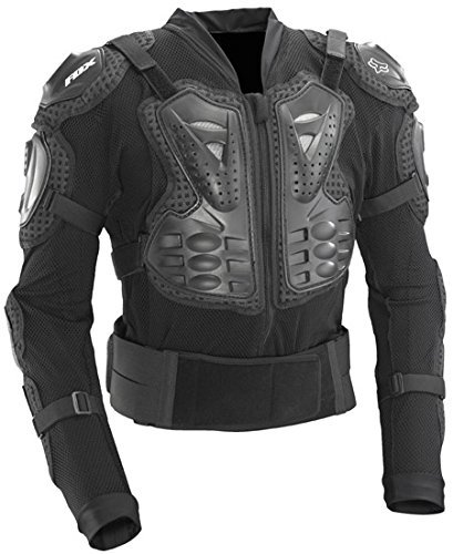 Preisvergleich Produktbild Fox Titan Sport Jacket Men black Größe S 2016 Oberkörperprotektoren