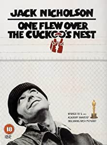 One Flew Over The Cuckoo's Nest [DVD] [1975]