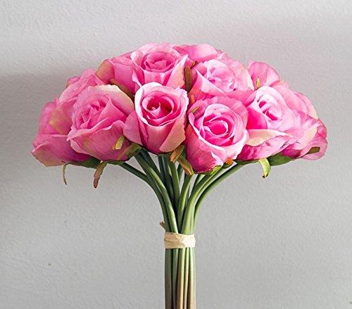 NOHOPE Emulazione di Rose bouquet di fiori