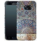 Handyhülle mit Abstract-Design: Samsung Galaxy S7 Hülle / aus recyceltem PET / robuste Schutzhülle / Stylisches & umweltfreundliches Hard Case - S7 Hüllen: Iranian Mosaic von Omid Scheybani