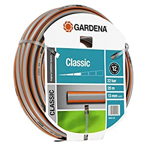 Gardena Classic 1/2″ 20m – Manguera de jardín Classic 1/2″ 20m