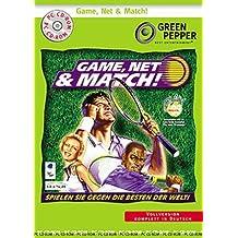 Game, Net & Match! [Green Pepper]