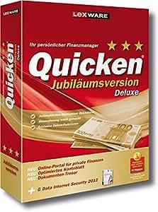 Quicken Deluxe 2012 Jubiläumsversion (Version 20.00)