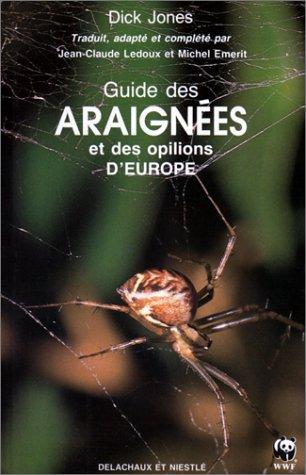 GUIDE DES ARAIGNEES par Dick Jones