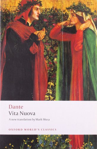 Vita Nuova (Oxford World's Classics)