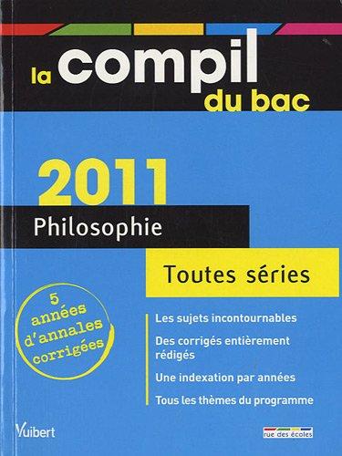 Philosophie toutes séries