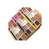 Vovotrade® Vovotrade 10 Farben Mehrfarben Lidschatten Palette Make-up Set Kosmetik Erde Farbe Lidschatten Palette_E