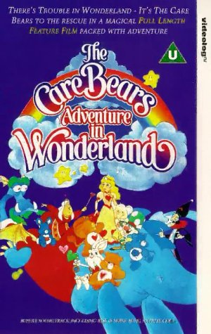 Image of Care Bears: The Care Bears' Adventures In Wonderland [VHS]