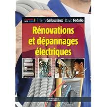 Rénovations et dépannage électriques