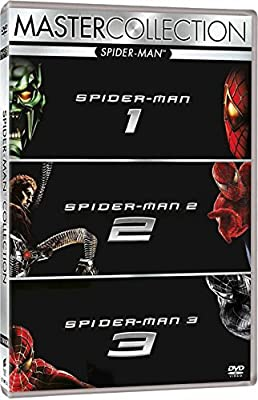 Universal Pictures Dvd spider-man collection