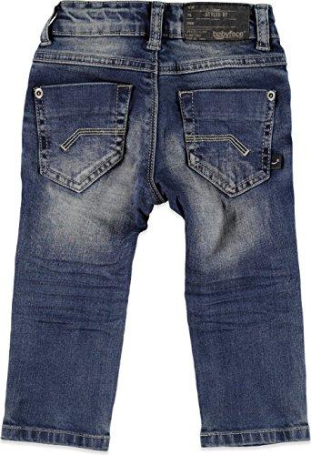 Babyface Baby Jungen Jeans, Blau, Größe 68 -