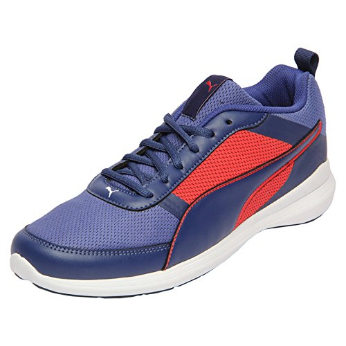 8ec9bcffee26b Puma Men s Zen Evo Blue Running Shoes - 8 UK India (42 EU)(36614301 ...