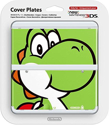 Coque N°3 pour New Nintendo 3DS – Yoshi