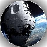 Fondant Tortenaufleger Tortenbild Geburtstag Star Wars T47