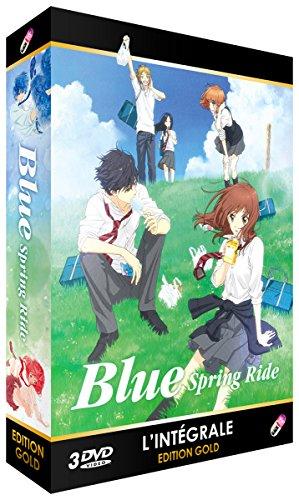 Blue spring ride