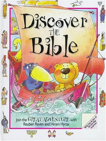Discover the Bible with Hiram the Hyrax and Reuben the Raven (A Lion book)