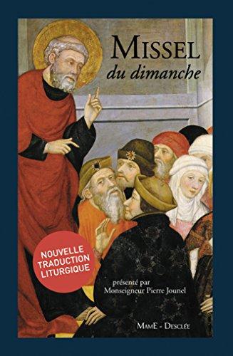 Missel du dimanche par Pierre Jounel