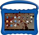 "Kids BTC Flame+ UK 7"" Quad Core Tablet PC (1GB RAM, 8GB HDD, IPS display, Google Android 4.4, WIFI, USB, Bluetooth) - Blue"