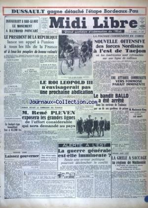 midi-libre-no-1850-du-24-07-1950