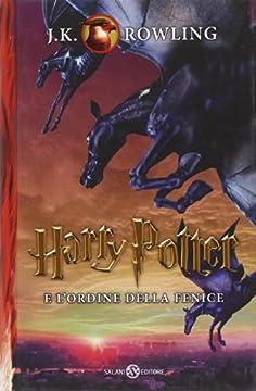Cover Harry Potter e l'Ordine della Fenice: 5