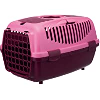 Trixie Capri 2 Pet Carrier, Berry/Pink, 22x15x13 inch