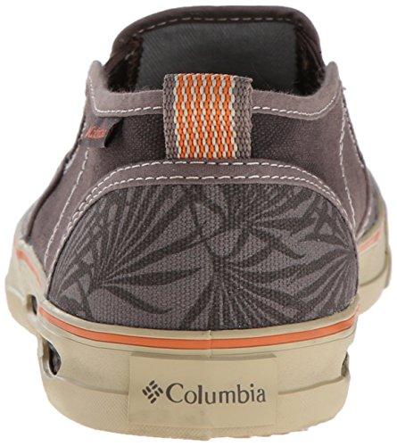 Columbia Mens Vulc N Vent Casual Shoe Cordovan/Desert Sun