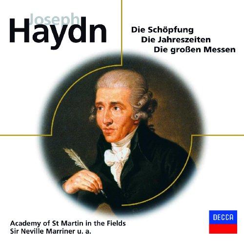 Joseph Haydn: Die großen Oratorien & Messen [Eloquence]