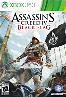 Assassins Creed IV: Black Flag by Xbox 360 (B00BMFIXT2) | Amazon price tracker / tracking, Amazon price history charts, Amazon price watches, Amazon price drop alerts