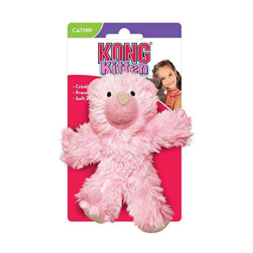Kong Katzenspielzeug Kitten Teddybär
