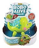 Goliath 32684 - Robo Alive Krokodil, Lebensechte Bewegungen, Schwimmt im Wasser und läuft an Land, Wasserspaß für Kinder, elektronisches Bade-Spielzeug, ab 18 Monaten